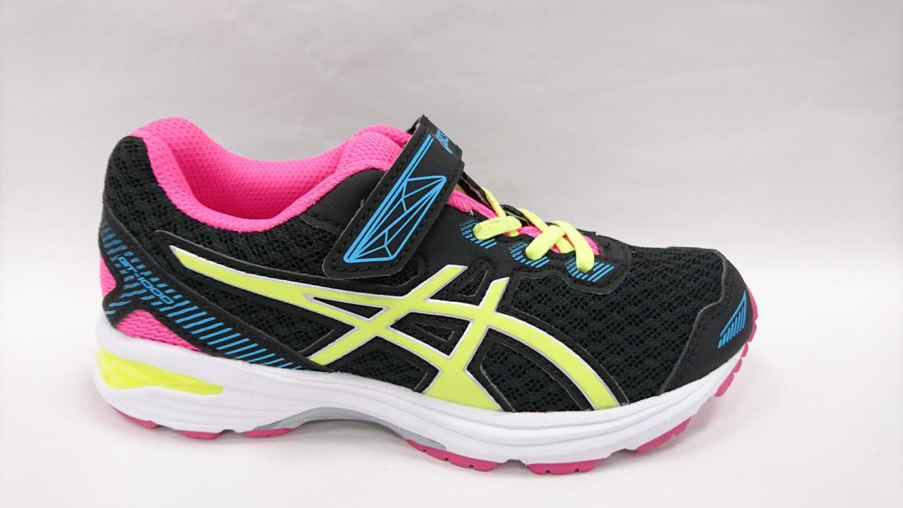 scarpe running asics bambina