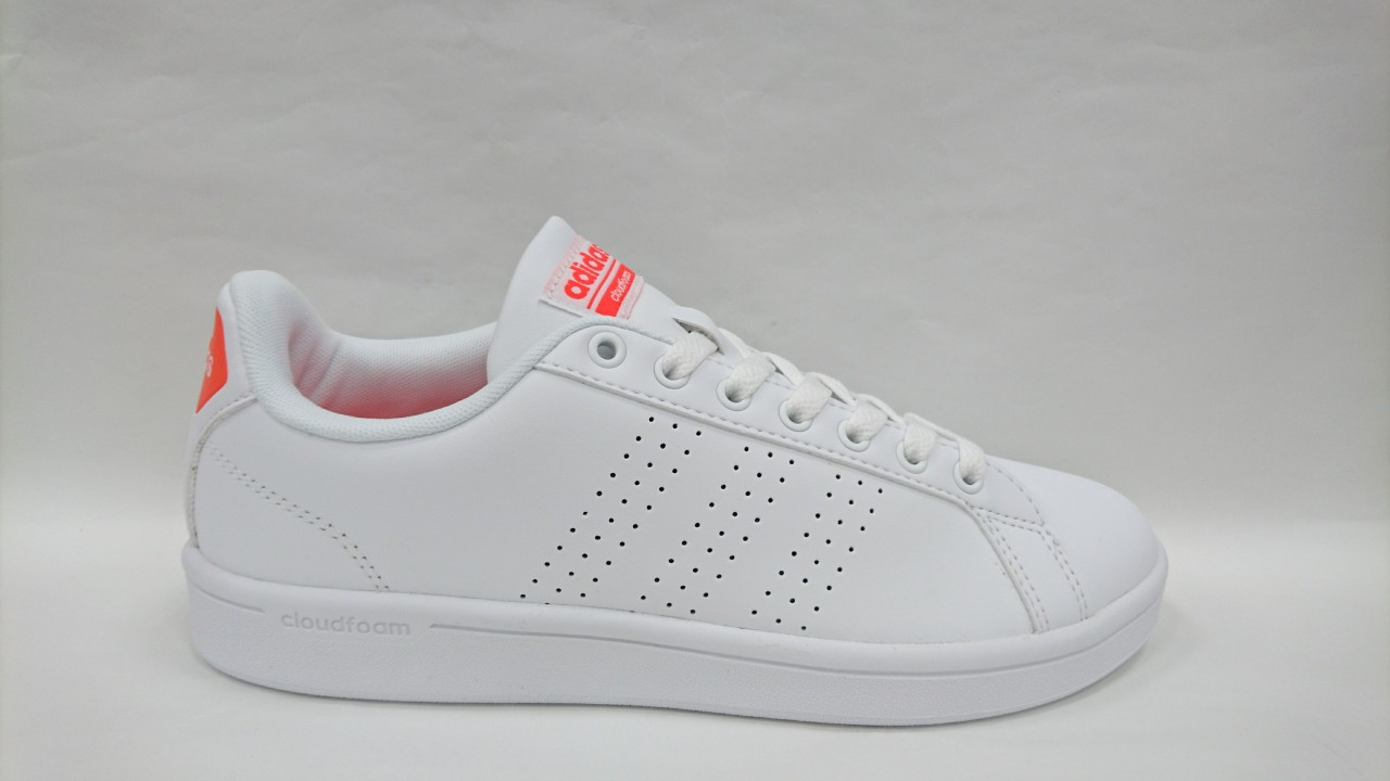 on sale 124c9 e38f8 Adidas Neo CloudFoam Advantage Clean Aw 3916 Uomo e Donna
