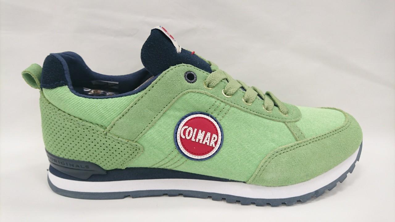Colmar Uomo Travis Colors 007 Green navy - LOMBARDI CALZATURE SEANO ... 0744cc125ba