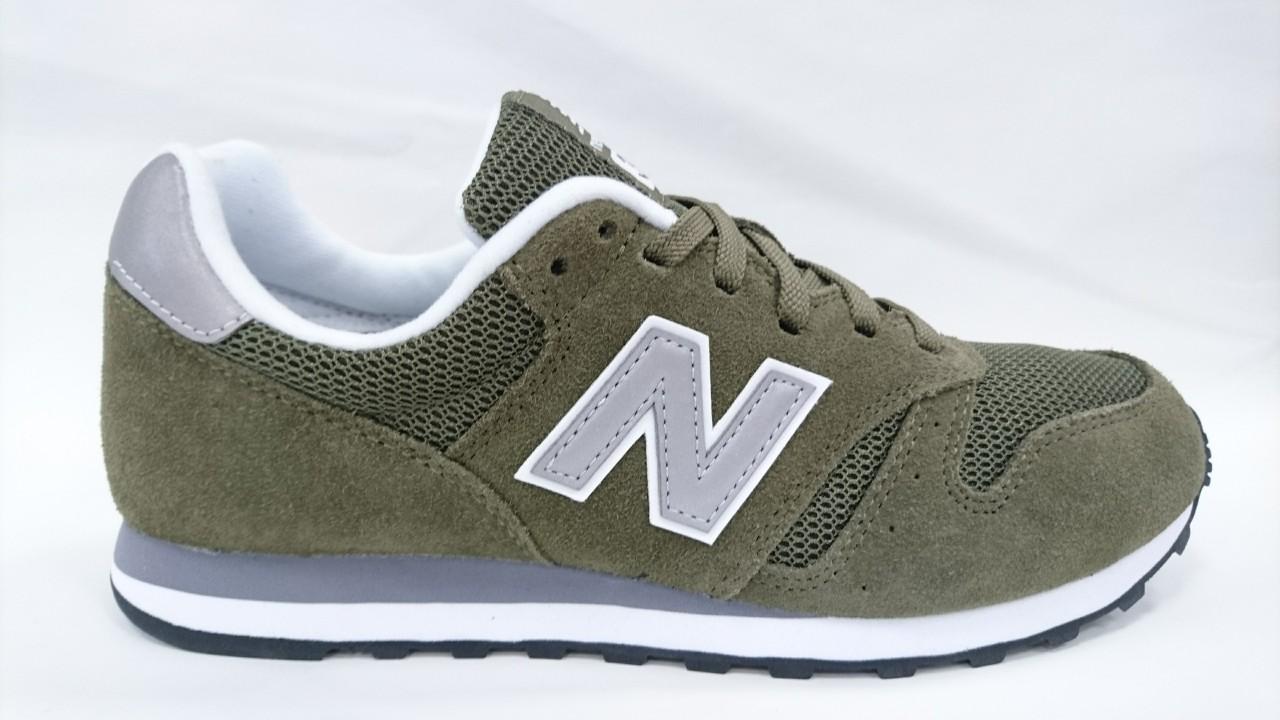 new balance 373 verde militar