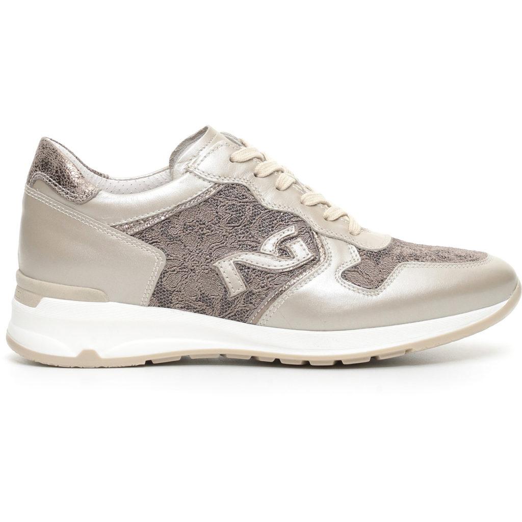 Nero Giardini Sneakers Donna P717043D Beige - LOMBARDI CALZATURE ... 4627c9d51d3