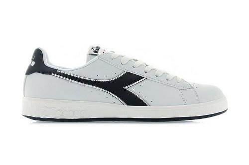 low priced 3d371 afa2a Diadora Game P Uomo White Black 101.160281 01 c0351