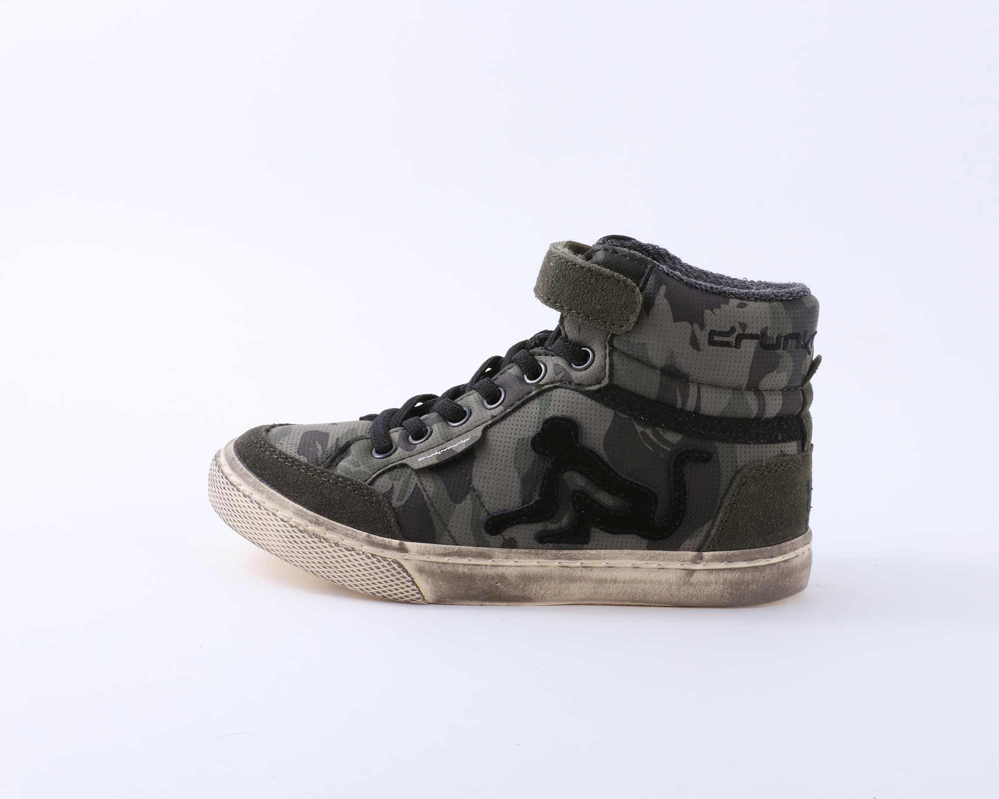 online retailer b4503 2623f Drunknmunky Boston Camu Military Green K19