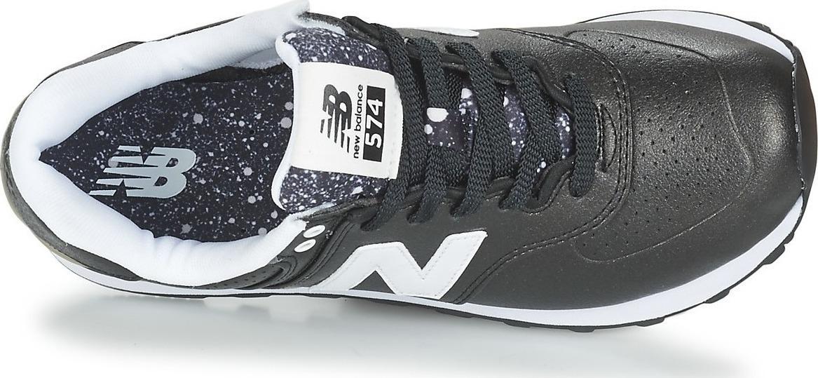 new balance donna wl574 nere