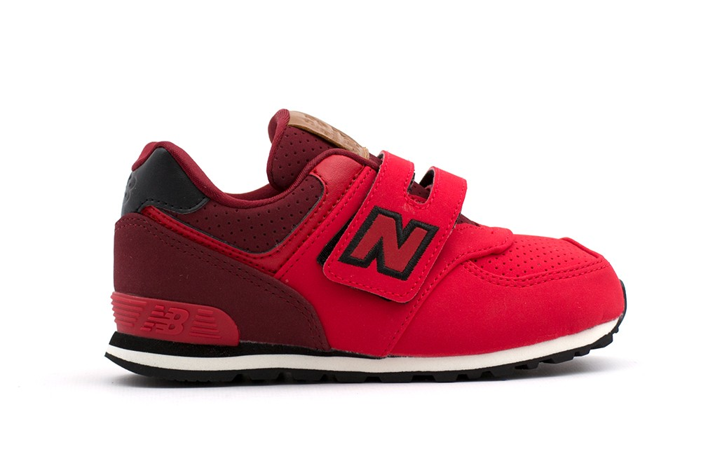 new balance rosso