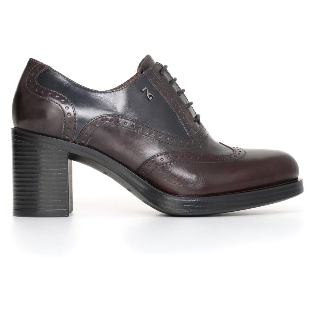Alta qualit scarpe donna NERO GIARDINI francesine