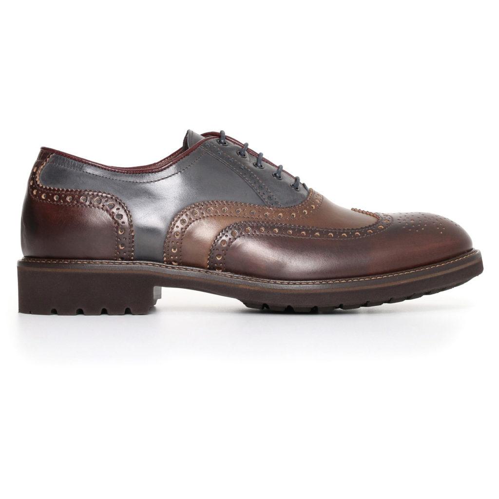 Nero giardini uomo scarpa bassa multi a705273u 304 lombardi calzature seano carmignano prato - Nero giardini saldi uomo ...