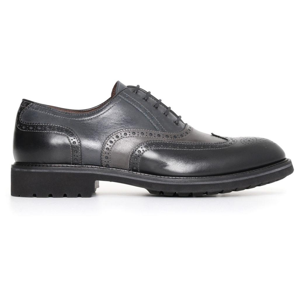 Nero giardini uomo scarpa bassa multi a705272u 100 lombardi calzature seano carmignano prato - Scarpa uomo nero giardini ...