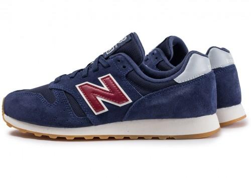 new balance 373 blu invernali donna
