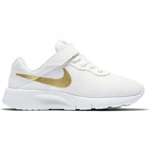 quality design 1b9df 1561c Nike Tanjun Bimba running Bianco Oro 844868 100
