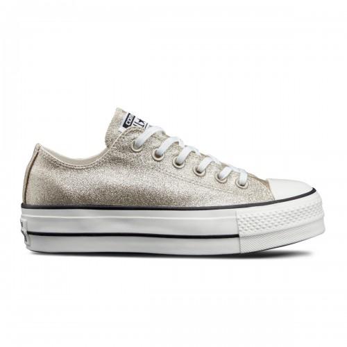 In offerta!  converse-platform-glitter-platino-561041c-saldi-occasioni-prezzo- ... ecc37c368ce