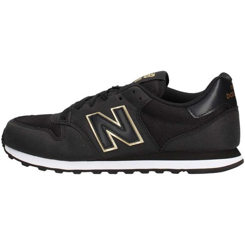 new balance nero oro
