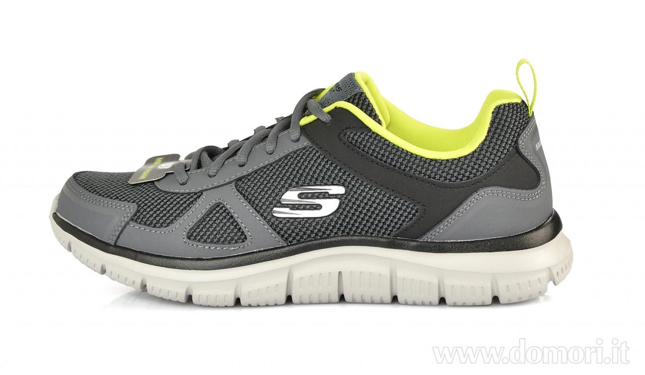 scarpe memory foam uomo