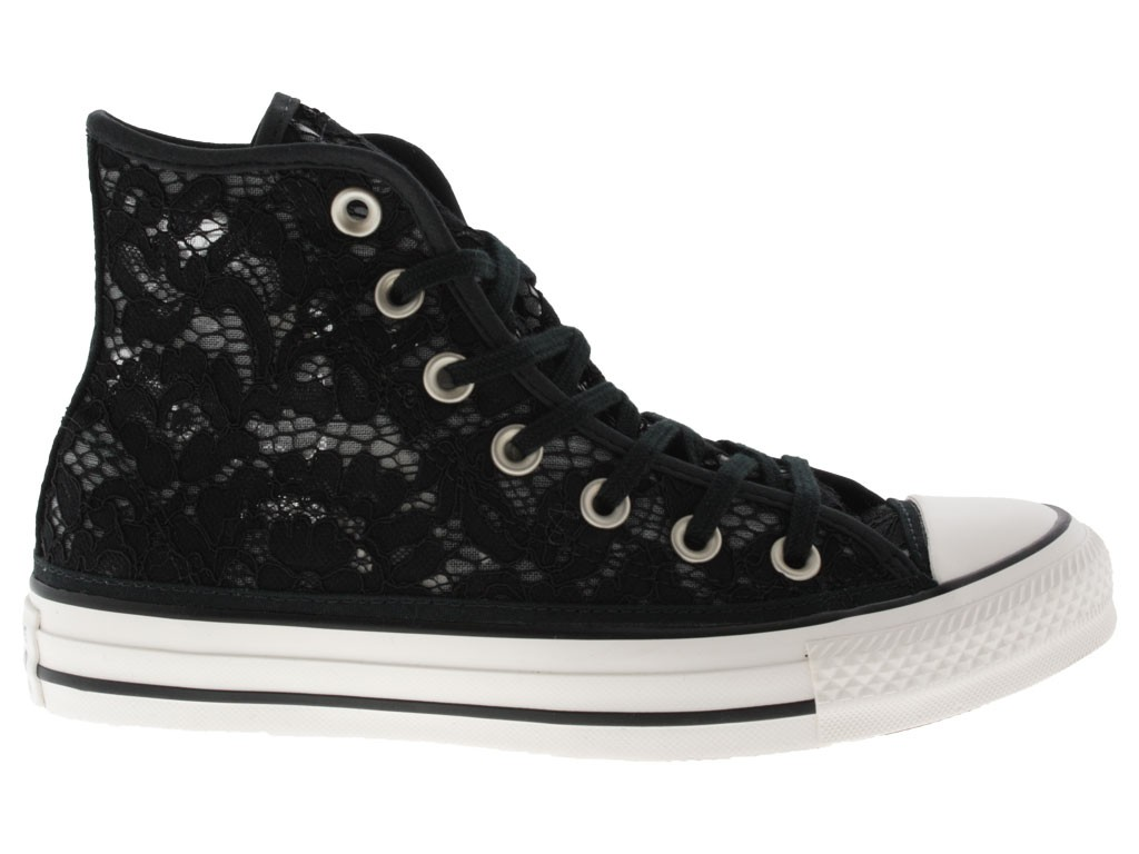 all star converse pizzo donna