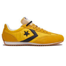 converse trainer ox gialle