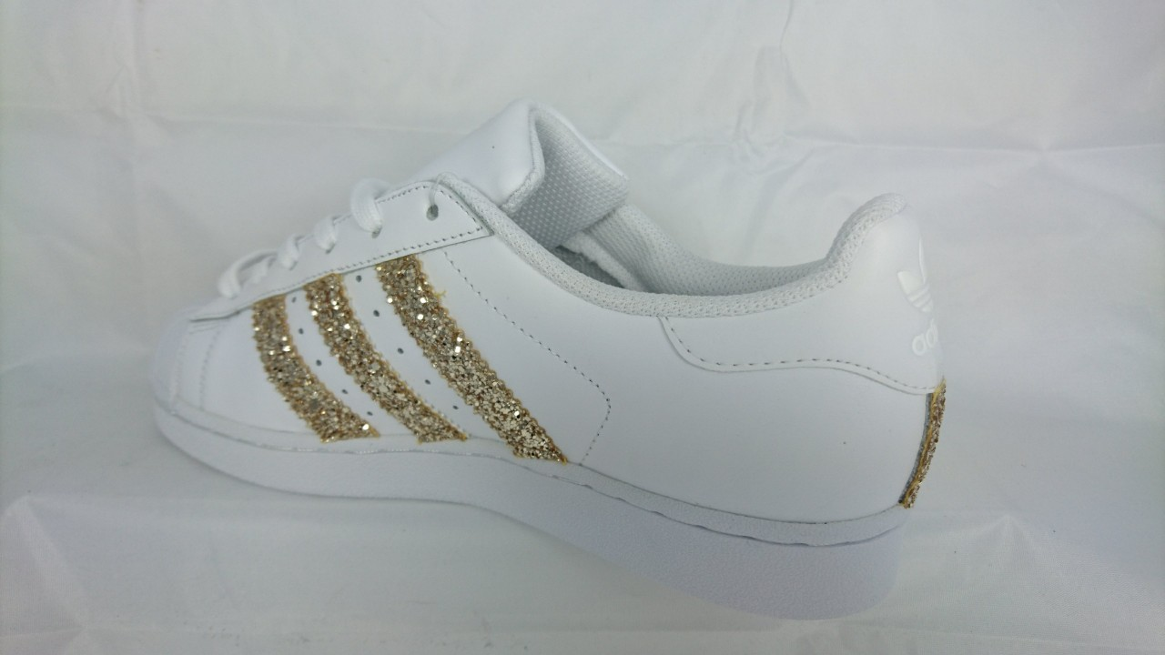 adidas glitter scarpe
