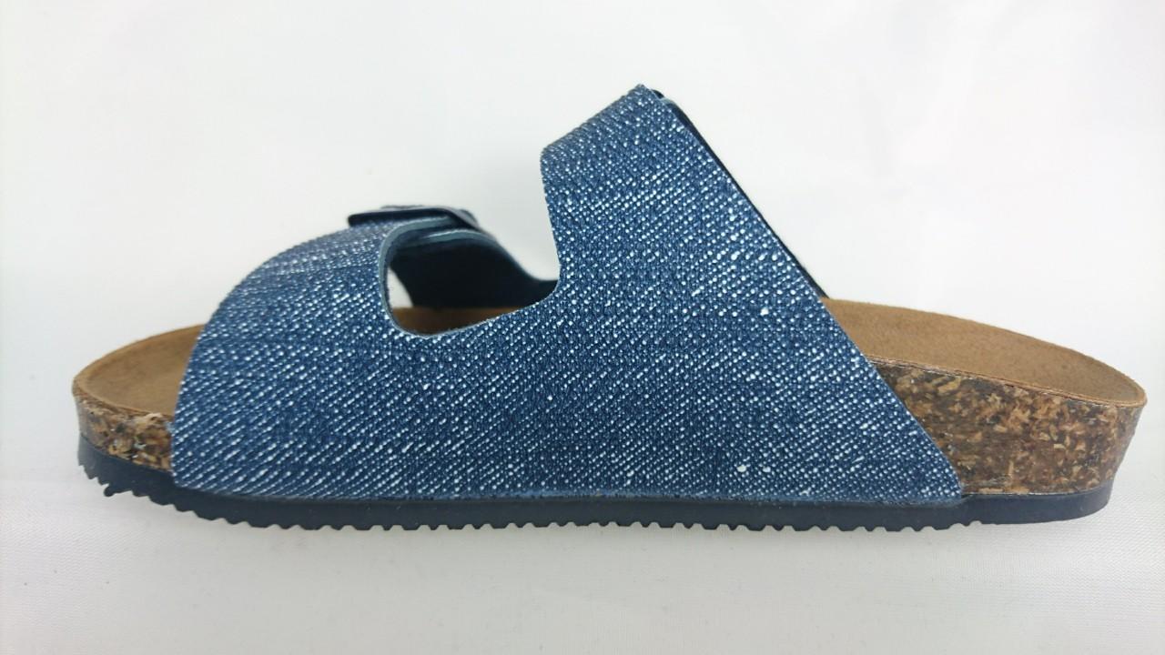 Goldstar ciabatta 2 fasce bimbo blu jeans lombardi for Seano prato