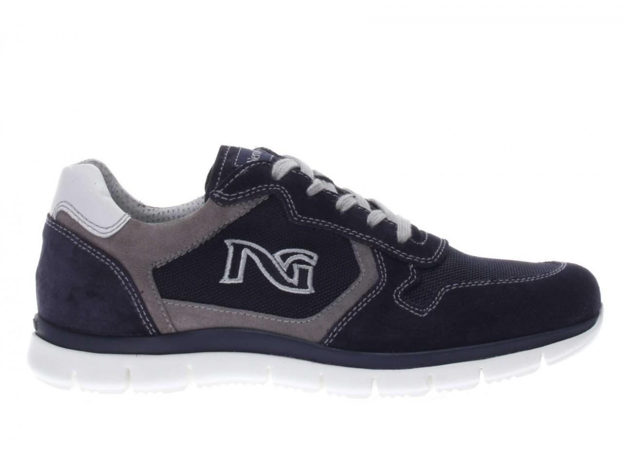 Nero Giardini Sneakers Uomo Blu P704921U Oindios Blu - LOMBARDI ... 2c2738f4d73