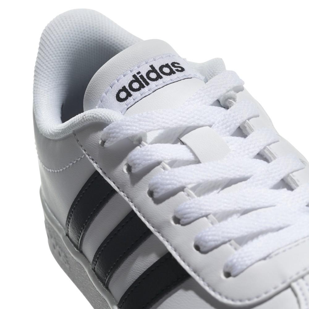 adidas vl court bianco