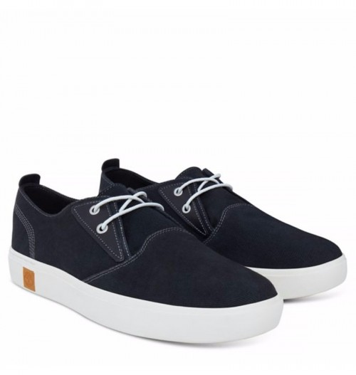 In offerta! timberland-estate-uomo-canvas-cotone-sneakers-a1g74-metà- ... 941ee9a249b
