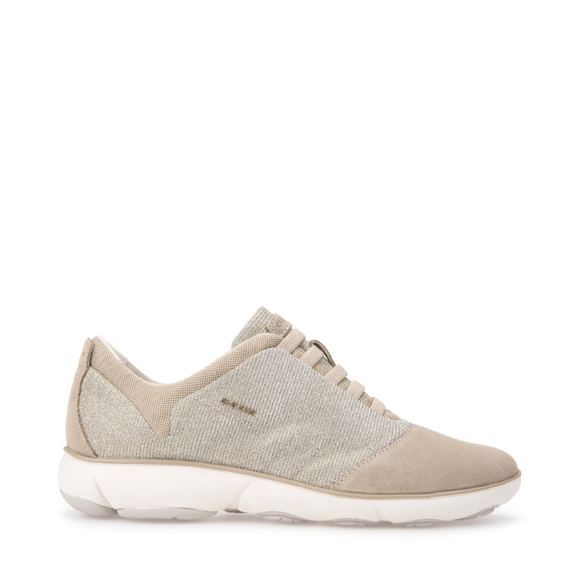 Geox Nebula Beige Donna,Sneakers scontate