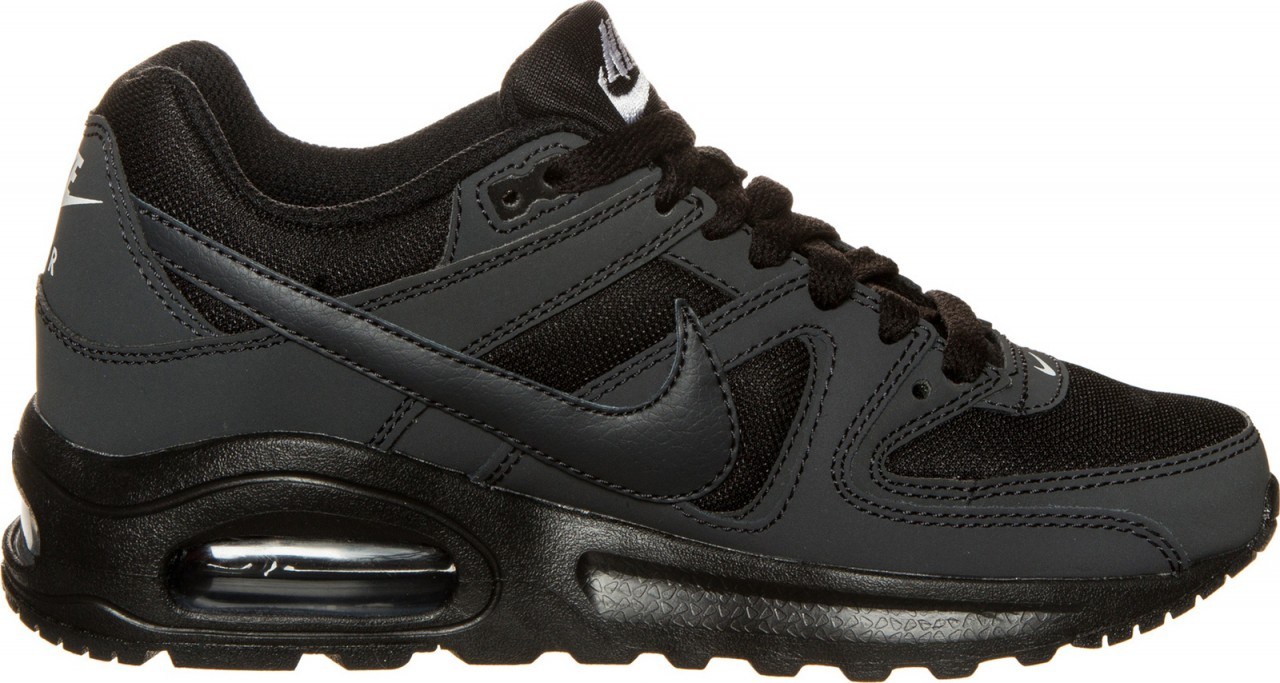 newest 1ca41 814f6 Nike Air Max Command Flex Ragazzi e Donna Nera 844346 002