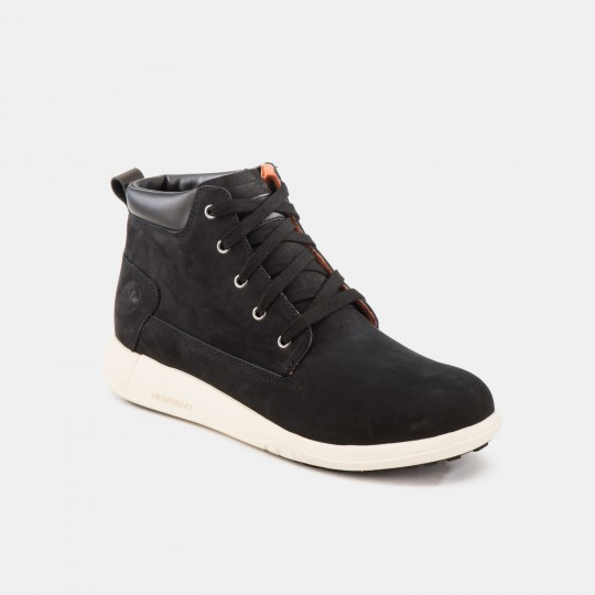 15e24a1d649d78 Lumberjack Sneakers Uomo Nabuk Blu Winter Houston SM 304401 ...