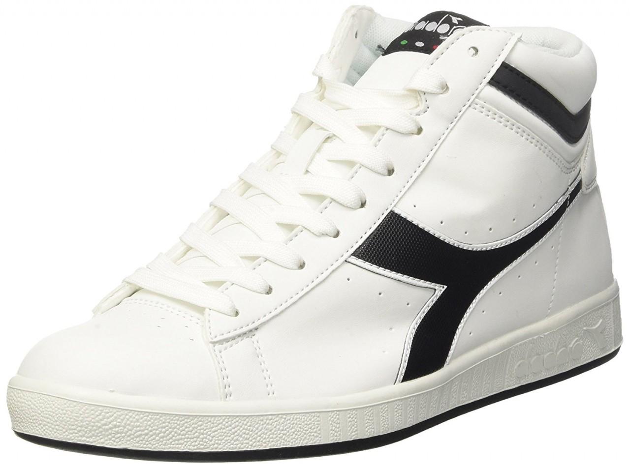 vendita calda online tessuti pregiati massimo stile Diadora Game P High Sneakers Uomo e Donna 101.160277 c0351