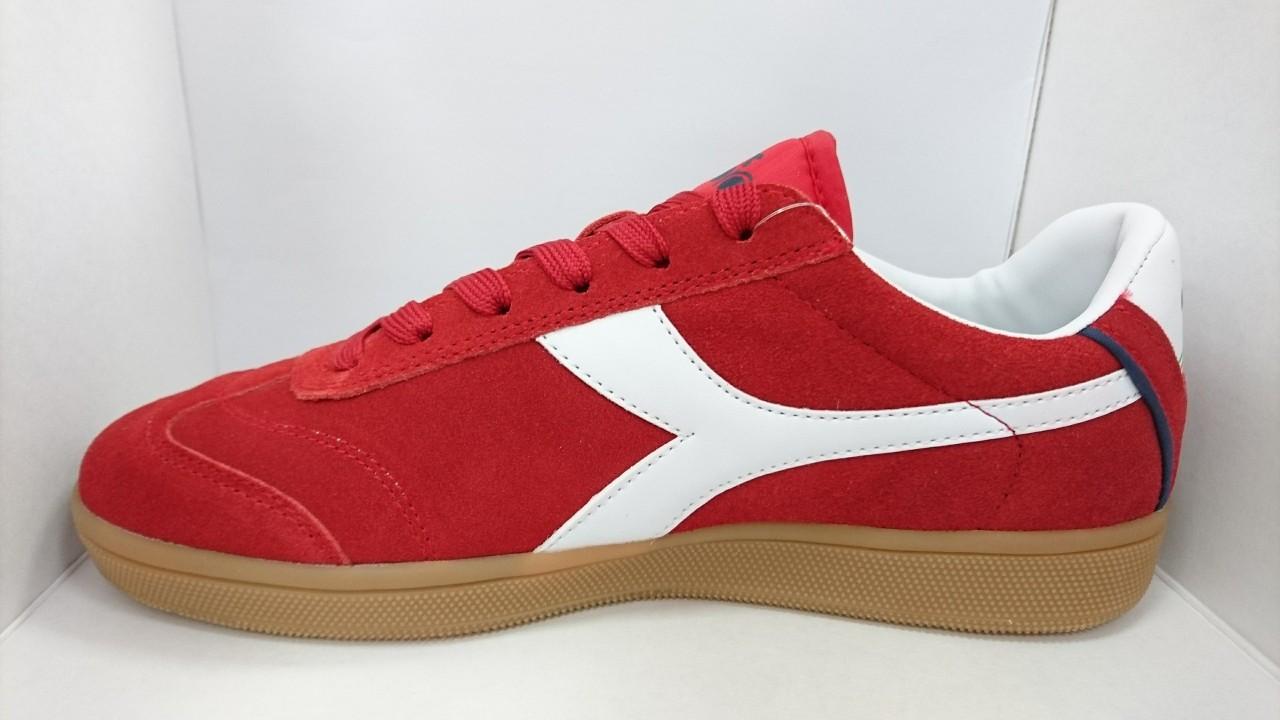 Diadora Kick Uomo Suede Rosso 101.173100 01 45005 - LOMBARDI ... 28a44522004