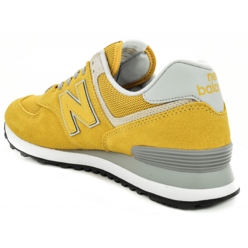 New Balance Uomo Giallo ML574 EYW