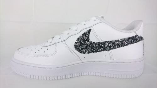 air force 1 bianche e argento