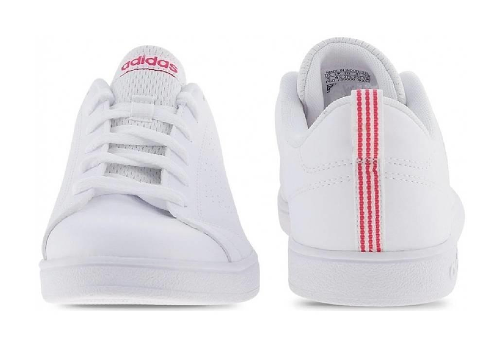 Adidas Vs Advantage Clean Bambina con lacci BB9976
