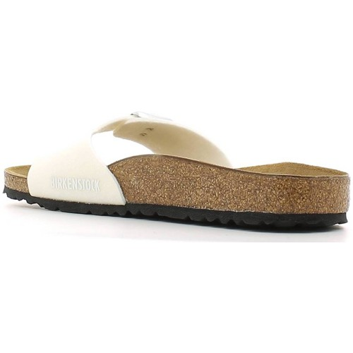 Birkenstock Madrid Magic Galaxy Glitter Bianco Donna 438093 ... 02252da4429