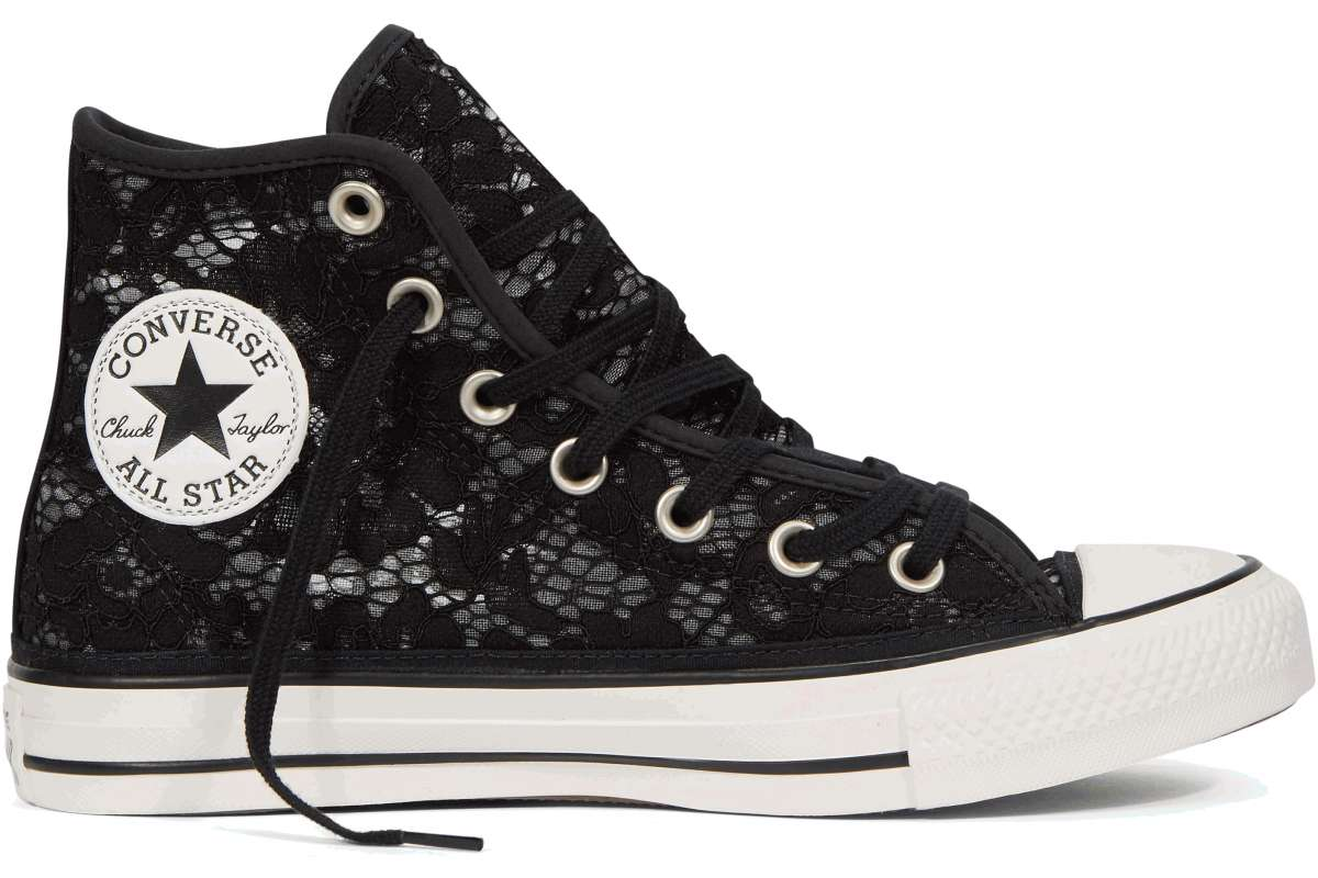 2all star converse pizzo donna