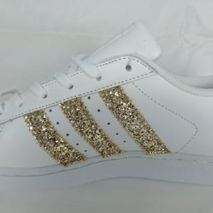 adidas donna scarpe glitter