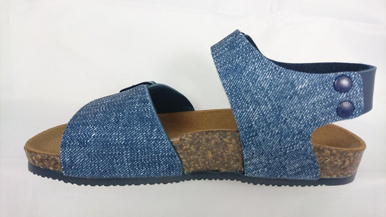 Goldstar Sandalo Junior Bimbo Jeans 8805J - LOMBARDI CALZATURE SEANO ... 3d02f630634