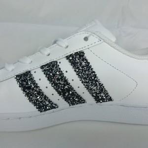 adidas donna scarpe superstar glitter
