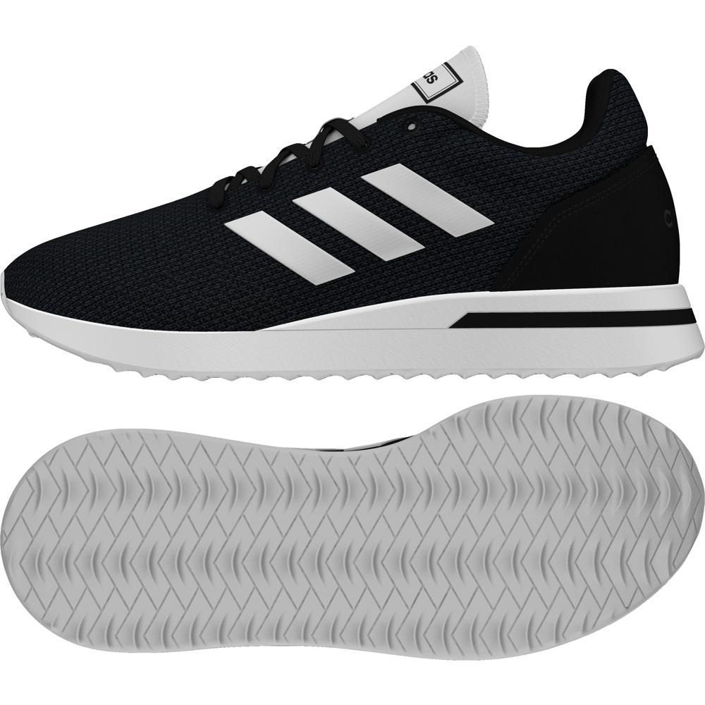 9d91e2094 Adidas Run70S Sneakers Uomo B96550 Nero - LOMBARDI CALZATURE SEANO ...