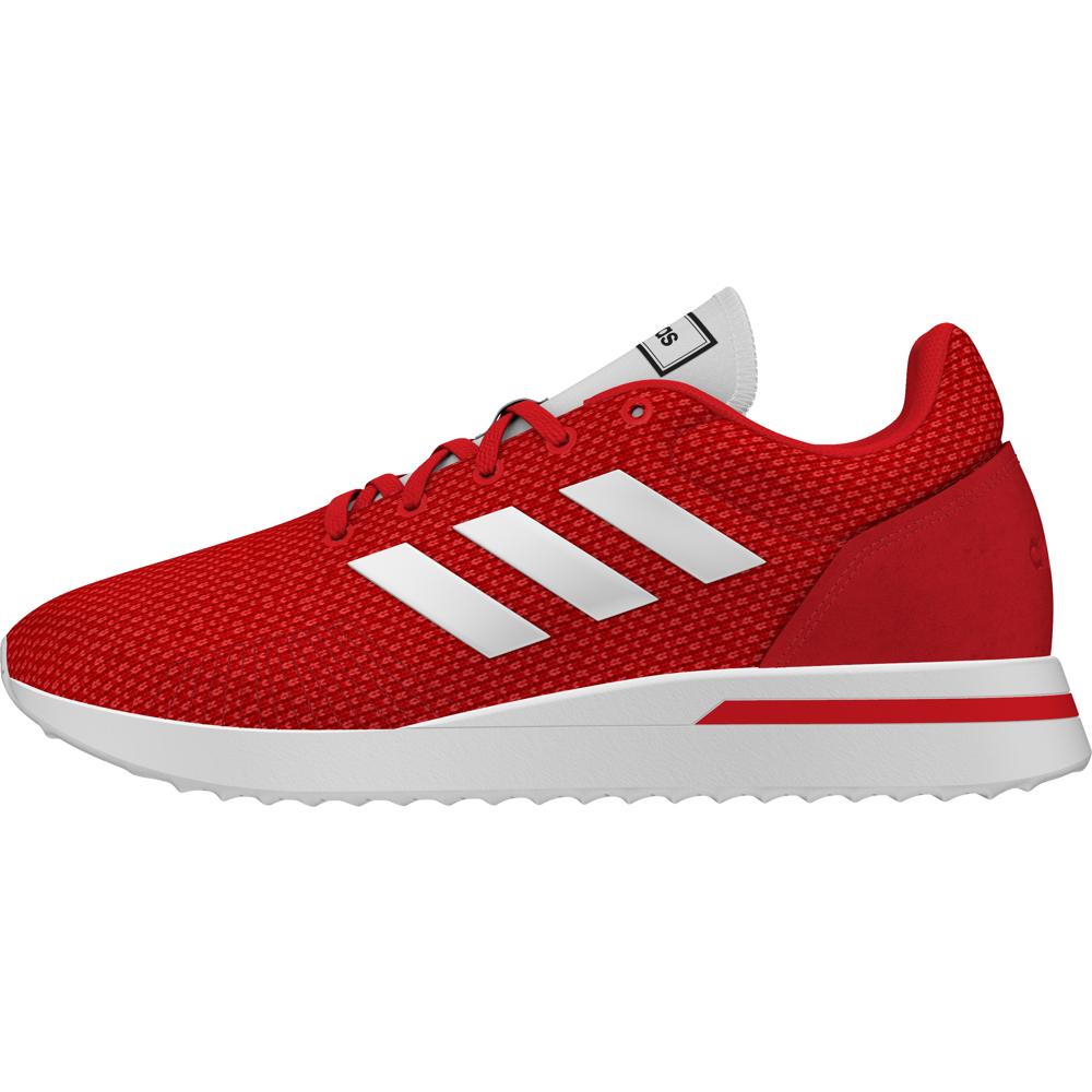half off aa3bb 835a6 Adidas Run70S Sneakers Uomo B96556 Rosso