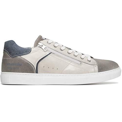1659398598 Nero Kenia Bianco Uomo Sneakers Giardini Lombardi P800271u rxqOwr