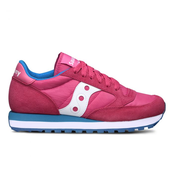 on sale fdca0 fae31 Saucony Jazz Fuxia Donna 1044 262