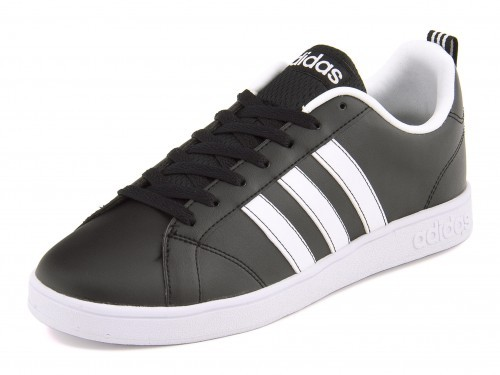 premium selection 676e6 ba5fd ... adidas-vs-advantage-f99254-nero-bianco-uomo-e-