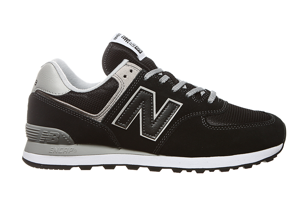 2new balance ml574 nere