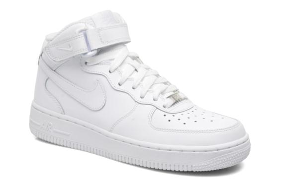 hot sale online 323f4 b4784 Nike Air Force Mid 1 Pelle Uomo 315123 111