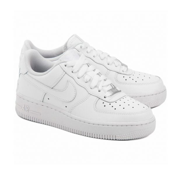 nuovi stili cb214 bf56c Nike Air Force Bianche Basse 314192 117