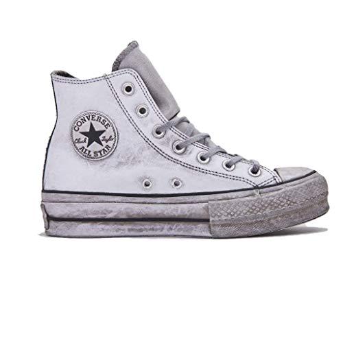 2converse scarpe pelle