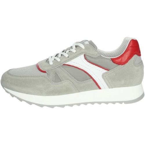 Nero Giardini Sneaker Uomo Grigio E001500U 119 Cenere