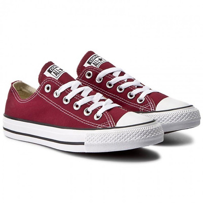 converse all star bordeaux alte