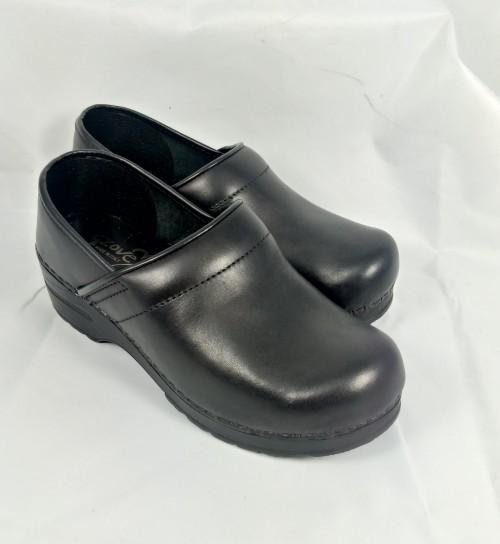 glove-7488-pelle-nera-liscia-zoccolo-made-in-italy-dansko-sanita-milano-napoli-roma-arezzo-lucca
