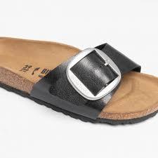 birkenstock-1015315-nero-madrid-ciabatta-nera-fibbia-grande-estate-2020-moda-fashion-privalia-ebay-zalando-nencini-sport-roma-otranto-milano-